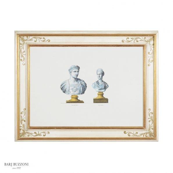 ancient roman heads emperor marble