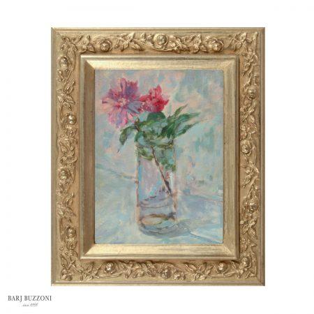 Set 4 fiori composizione floreale