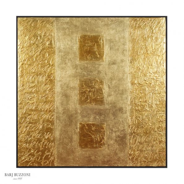 golden geometry materic