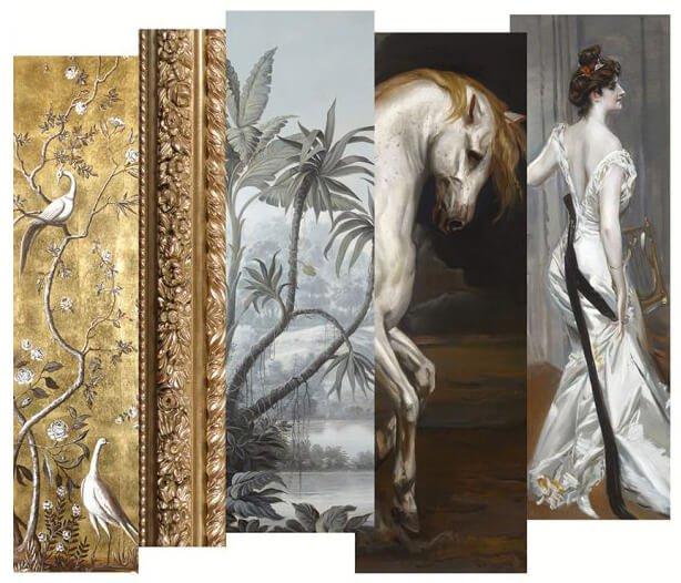 collezione di arte moderna